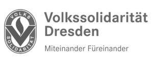 Logo der Volkssolidarität Dresden